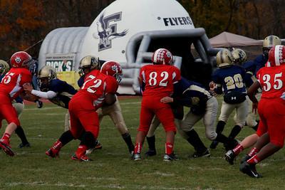 State Championship vs Milton