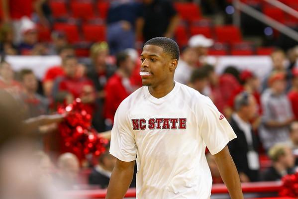 NC State Basketball 16-17