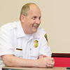 Kevin Nivala is the new fire chief in Westminster. SENTINEL & ENTERPRISE/JOHN LOVE