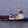 Tug Carron & Barge