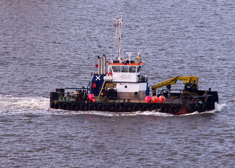Workboat Maggie M
