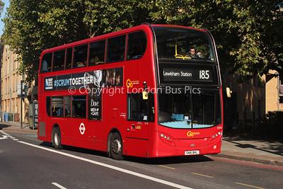E178, SN61BHL, London Central
