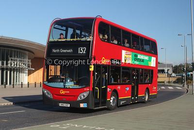 E134, SN60BZF, London Central