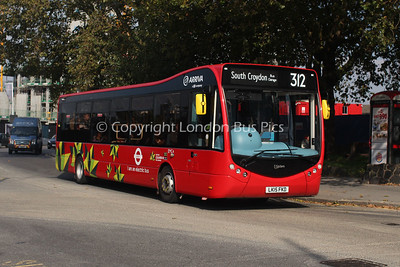 EMC4, LK15FKD, Arriva London South
