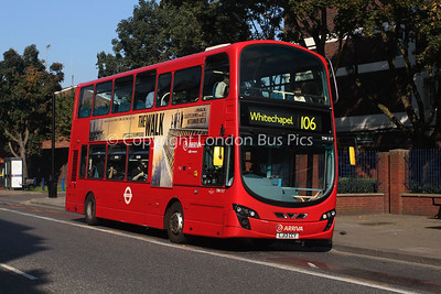 DW517, LJ13CCY, Arriva London North