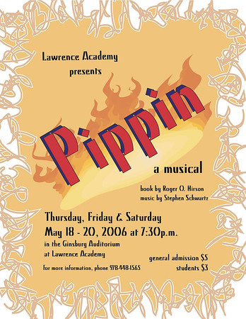 PIPPIN - Spring, 2006