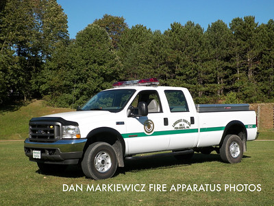 LOOKOUT FIRE CO. UTILITY 3242 2004 FORD P/U