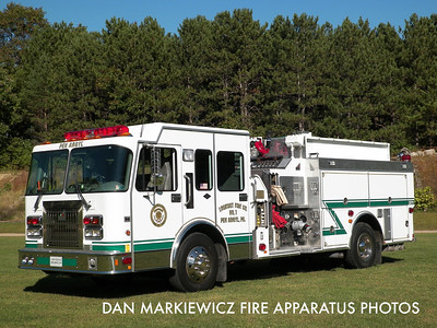 LOOKOUT FIRE CO. ENGINE 3211 1998 SPARTAN/SMEAL PUMPER
