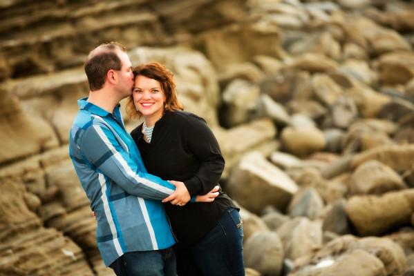 Rachel & Mark @ Balboa Park and La Jolla