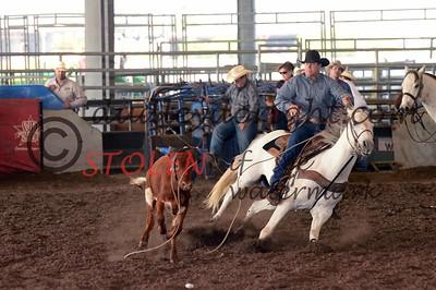 Robstown Texas Steer Roping April 21, 2015