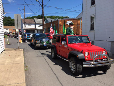SHAMOKIN 150TH PARADE 7-5-2014 PICTURES BY COALREGIONFIRE