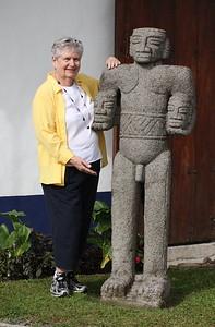 Nan and friend