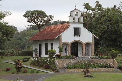 Chapel at Villa Blanca
