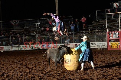 Santa Rosa Roundup Vernon, Texas PRCA May 12-16, 2015