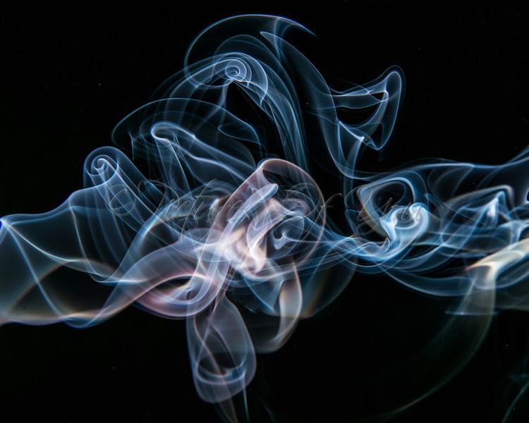 Smoke Art 001