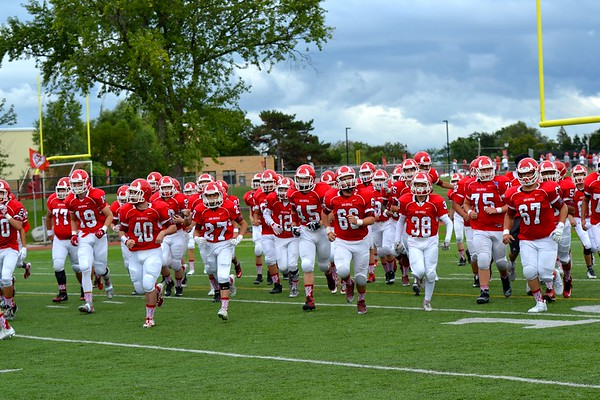 9/11/2015 vs. Downers Grove North