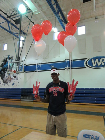 Breyon signing with UH