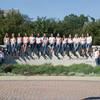 Wheaton College Swim Teams 2008-09