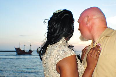Tamikah and Osceola Lloyd