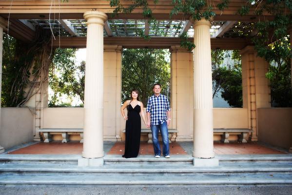 Tarah & Mark @ Balboa Park