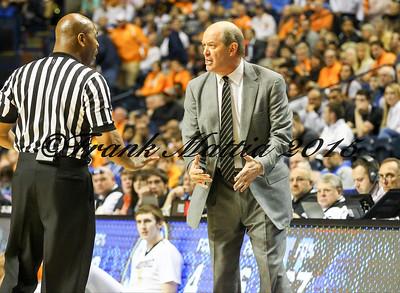 NCAA BASKETBALL: MAR 12 SEC Tournament – Tennessee v Vanderbilt