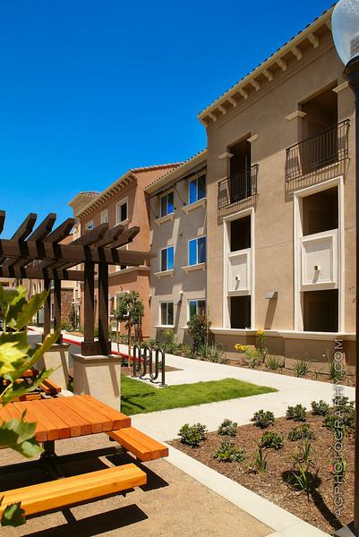 Terracina by Amcal Housing, Losa Angeles, CA, 7/11/14.