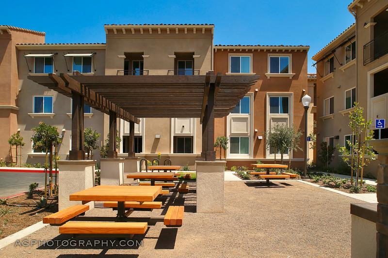 Terracina by Amcal Housing, Losa Angeles, CA, 7/11/14.