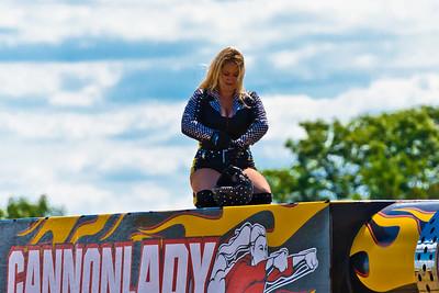 The Cannon Lady Jen Schneider