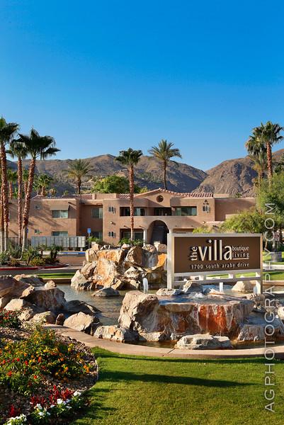 The Villa Boutique, Palm Springs, CA, 6/9/14.