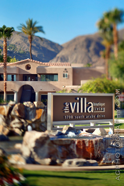 The Villa Boutique, Palm Springs, CA, 6/9/14.