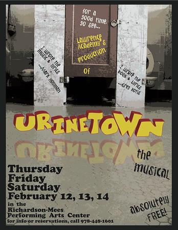 URINETOWN - winter 2009