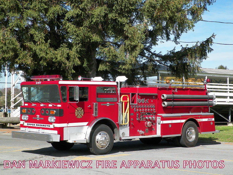 X-ENGINE 5411 1977 ALFCO/94 JC MOORE PUMPER