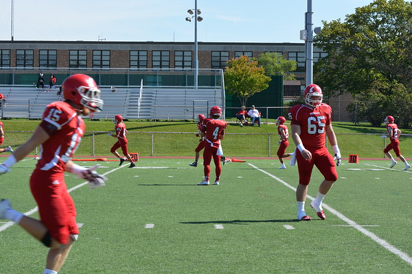 9/26/2015 vs. Proviso West