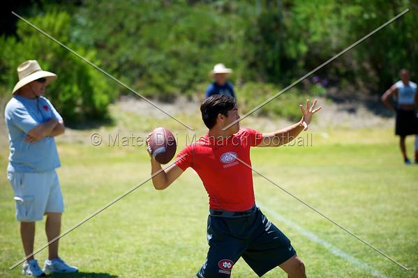 San Juan Hills Passing League 2014