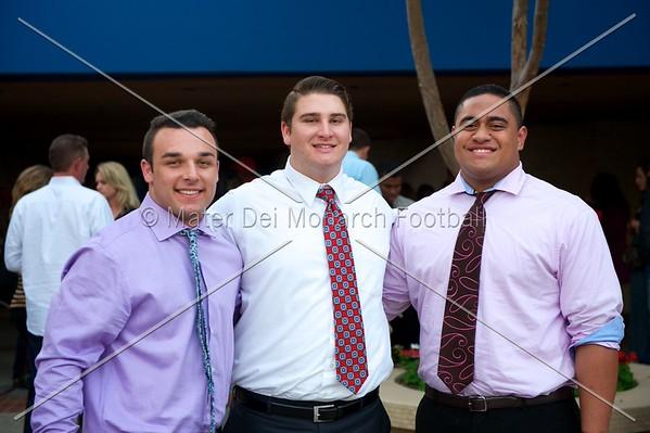 Varsity Awards Banquet 2014