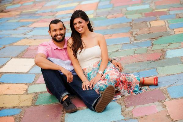 Vicky & Ramon @ Balboa Park March 2016