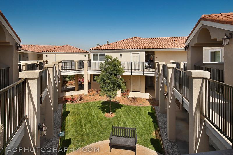 Villa Anaheim Apartment Complex, Anaheim, CA, 4/14/14.