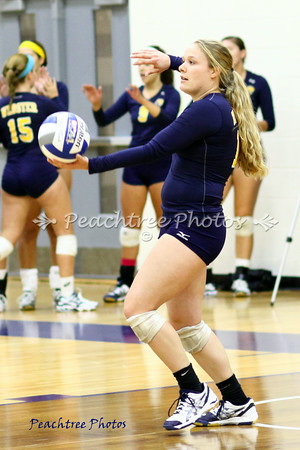 Webster Volleyball 8-29-2014