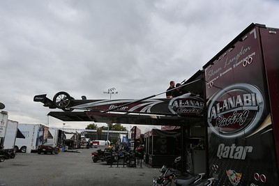 Pro Pits and Staging Lanes