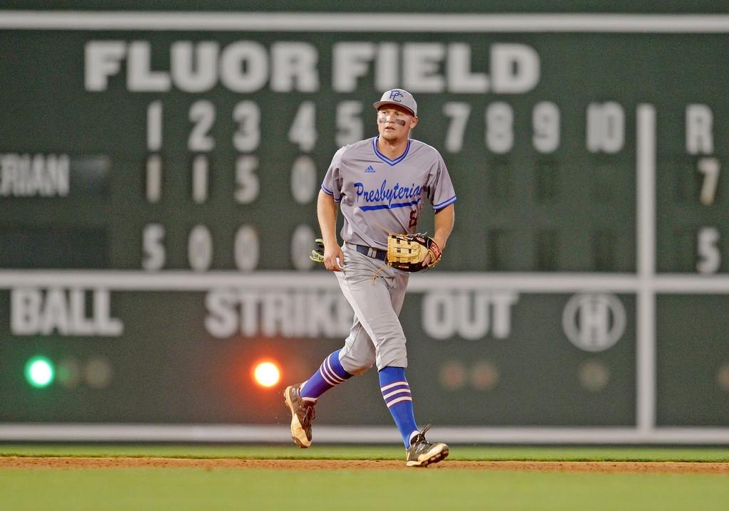 Wofford vs Presbyterian Baseball