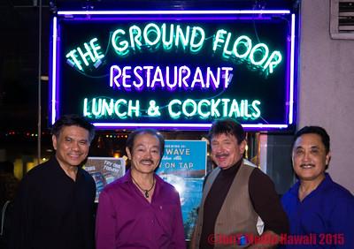 Deja Blu @ The Ground Floor (12-15-2015)