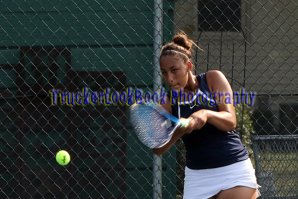 2015 NHS Girls Tennis