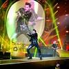 "pipinfort<br /> Jan 22 · Manchester Arena<br /> @adamlambert @officialqueenmusic @manchesterarena #queen #queentheband #queenandadamlambert #brianmay #adamlambert #manchesterarena #wearemanchester<br /> <br /> <a href=""http://instagram.com/p/yJ0juaRzD-/"">http://instagram.com/p/yJ0juaRzD-/</a>"