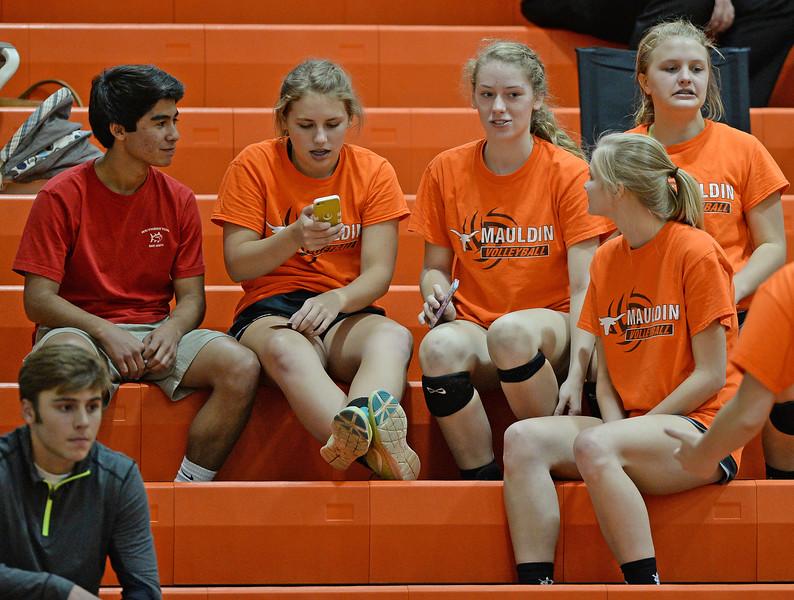 Mauldin Volleyball