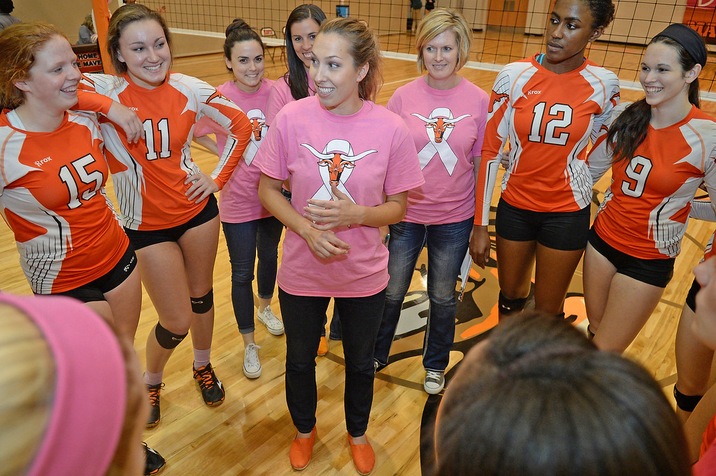 Mauldin Volleyball