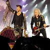 secretcirclegirl<br /> 1 minute ago<br /> Adam & Brian. #Queen #AdamLambert #Rock #Music #Live #Paris #Party