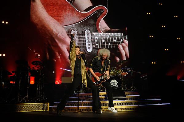 QAL 2015 Queen + Adam Lambert