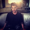 "4musicofficial<br /> FEBRUARY 26<br /> <br /> We caught up with the gorgeous Adam Lambert yesterday. Doesn't he look handsome? #AdamLambert #Glamberts #newmusic<br /> <br /> <br /> <a href=""https://instagram.com/p/zkNIH2Czug/"">https://instagram.com/p/zkNIH2Czug/</a>"