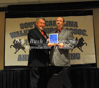 2015 South Carolina Walking Horse Awards Banquet