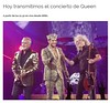 "👑✨👑✨👑 Queen + Adam Lambert Buenos Aires GEBA Stadium show will be broadcast Live Worldwide! <br /> <br /> Audio Link: <a href=""http://player.cienradios.com/La100"">http://player.cienradios.com/La100</a><br /> <br />  Friday, Bebe Sanzo broadcast exclusively for the 100 Queen's full show in Buenos Aires.<br /> You're going to be able to live for 99.9 throughout the country through more than 80 frequencies and worldwide by la100.com.ar <br /> <br /> <a href=""http://la100.cienradios.com/"">http://la100.cienradios.com/</a><br /> <br /> <a href=""http://la100.cienradios.com/hoy-transmitimos-el-concierto-de-queen/"">http://la100.cienradios.com/hoy-transmitimos-el-concierto-de-queen/</a>"